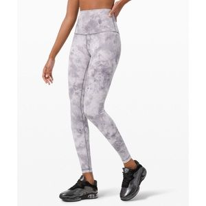 Lululemon Align Super High Rise Leggings DyeNWT